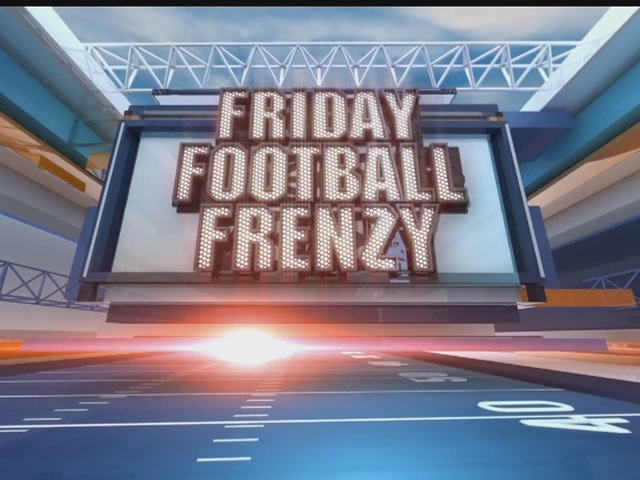 Friday Football Frenzy - High School Sectionals Week One Highlights