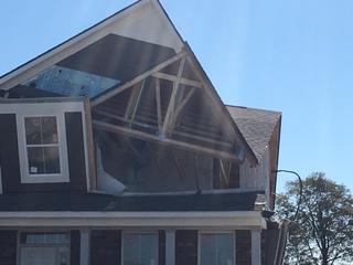 PHOTOS: Natural gas explosion destroys house