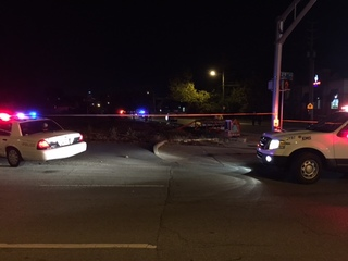 2 dead after vehicle hits IndyGo bus shelter
