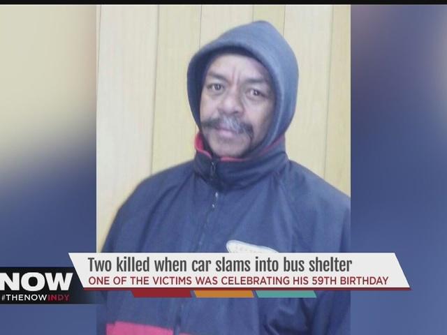 Community comes together to mourn over men lost in bus-shelter crash