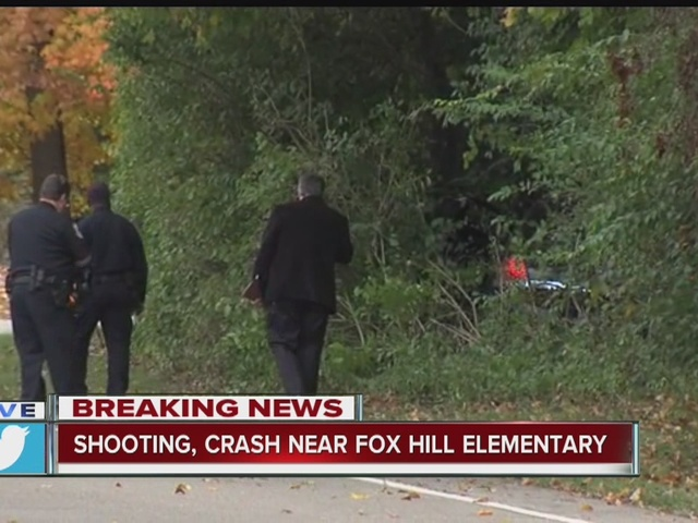 Indy school on lockdown after shooting