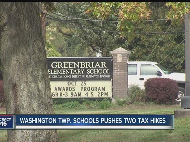 Teacher's jobs, school upgrades at stake as Washington Twp. residents…