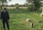 Johnson Co. man upset over cemetery conditions