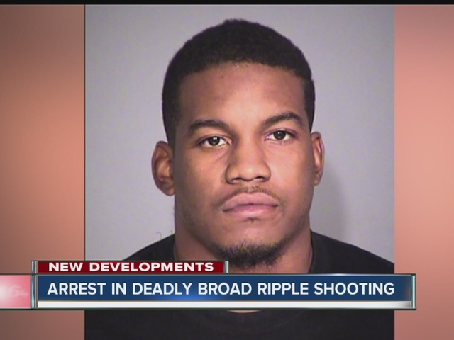 Arrest made in connection with Broad Ripple murder