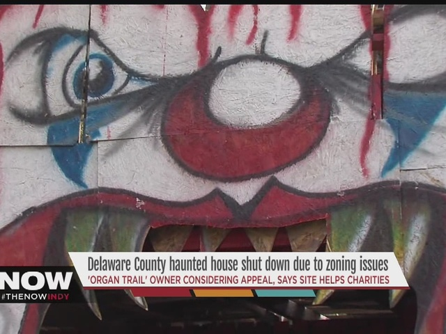 Delaware County haunted house shut down