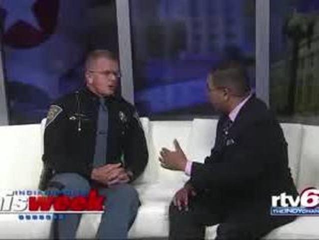 ISP Superintendent Doug Carter talks about voter fraud investigation