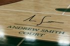 PHOTOS: Indy HS renames court for Andrew Smith