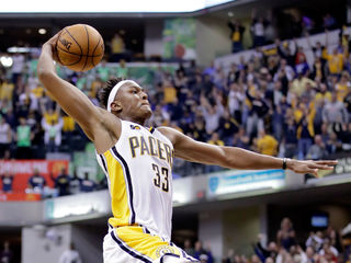Turner leads Pacers past Mavs, 130-121 in OT