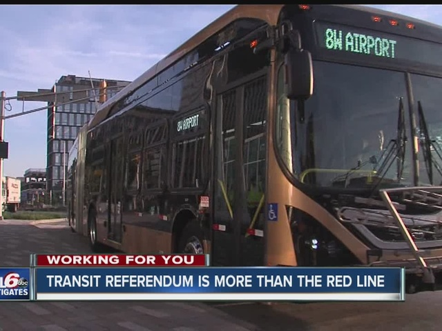 Transit referendum is more than the red line