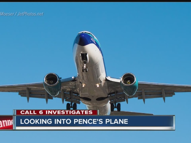 New information released on Gov. Mike Pence plane incident
