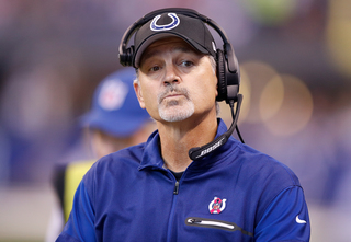 Despite reports, Colts quiet on Pagano for 2017