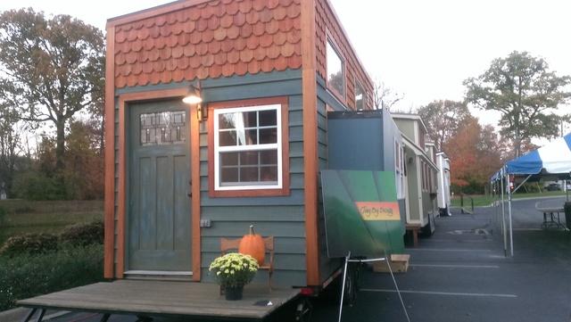 PHOTOS Tiny houses at Tiny House Roadshow V1 News Gallery