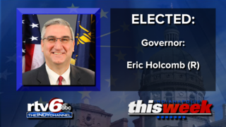 Holcomb to be Indiana's 51st governor