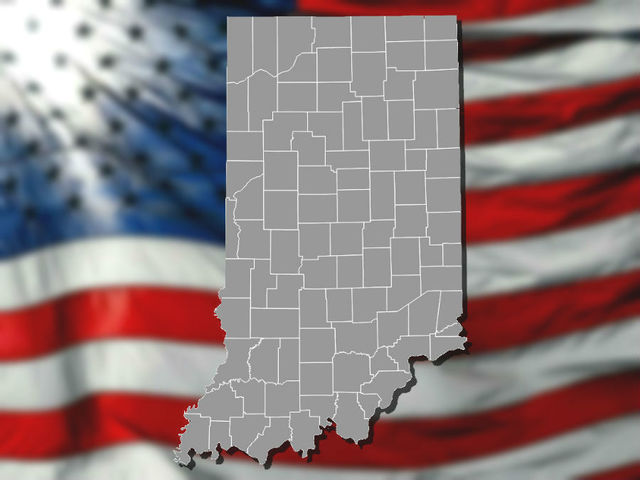 Map See How Indiana S Counties Voted Theindychannel Com Indianapolis In