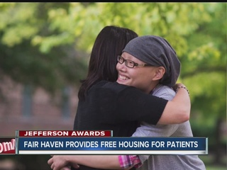 Fair Haven provides free housing for patients