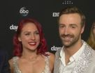 Team Hinchcliffe runners up on DWTS season 23
