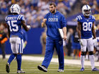 Colts look to keep Luck upright against Jets