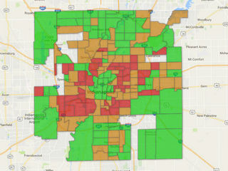 Large swaths of Indy plagued by joblessness