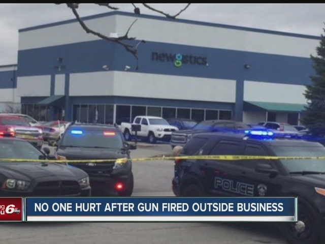 Ex-employee arrested after firing gun outside Fishers business