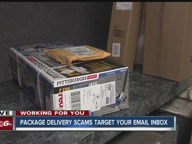 AG warns of package delivery scams through email