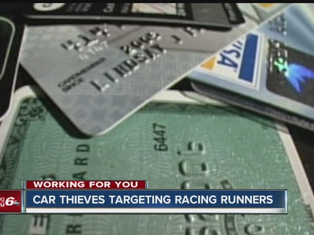 CALL 6: Thieves targeting racing runners