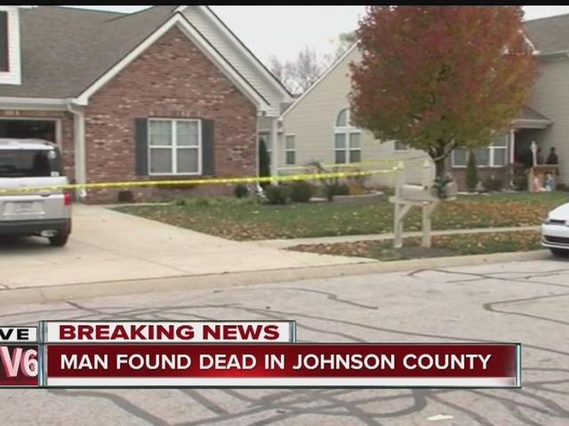 Man found dead in Greenwood