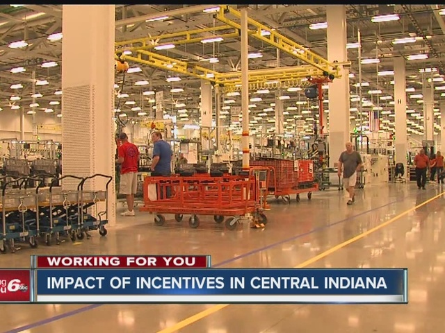 Obama auto bailout helped other areas of central Indiana