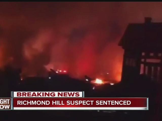 Richmond Hill suspect sentenced
