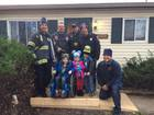 Decatur firefighters make 5-year-old's day