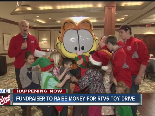 Toy Drive Event 12-2-16