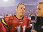 Purdue's new football coach played in the XFL