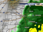 TIMELINE: Rain impacting morning commute