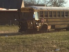 IPS school bus involved in crash on NE side
