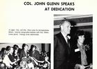 PHOTOS: John Glenn visits Walkerton, IN