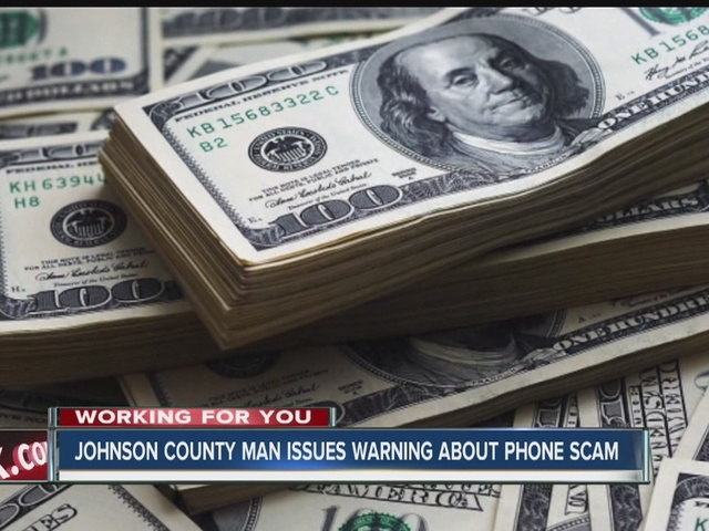 Indiana grandmother loses thousands in phone scam