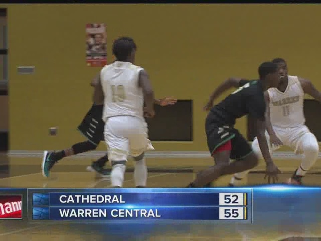 Hoosier Hoops Hysteria: Cathedral at Warren Central