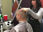 Greenwood hair salon trying to break record