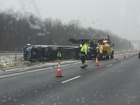 ISP: More than 500 crashes across central Ind.