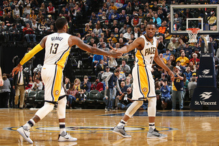 Pacers beat Wizards 107-105