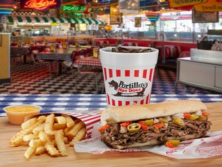 Portillo's is coming to Fishers this fall