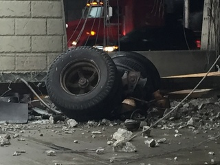 Truck co. in I-465 crash had been fined, cited