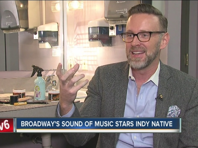 Broadway's 'Sound of Music' stars Indy native