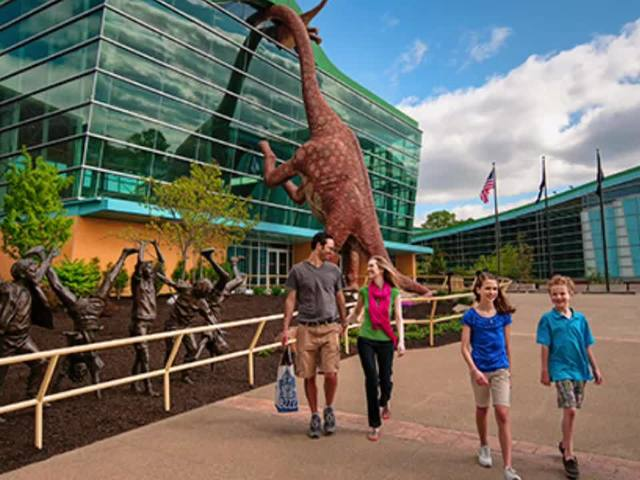 Indianapolis Children's Museum just misses attendance record
