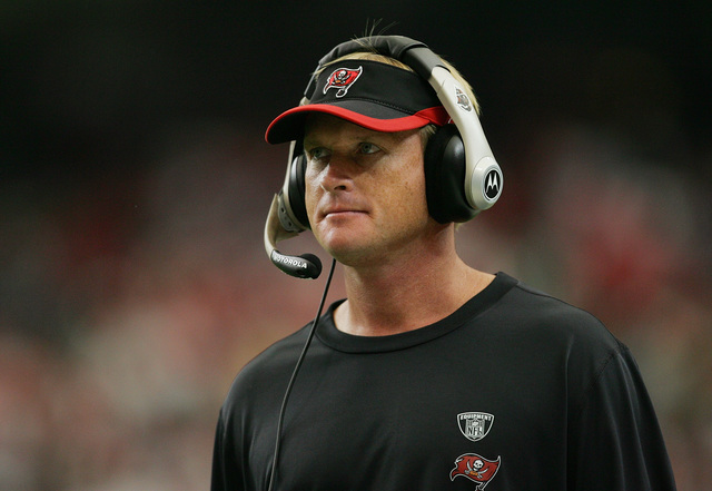 Jon Gruden turned down Colts, Jim Irsay