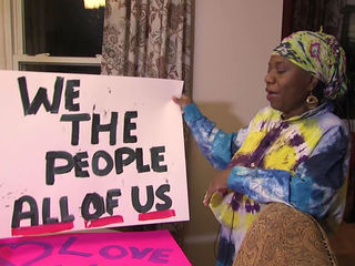 Woman with '3 strikes' heading to D.C. for march