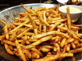 How many Crack Fries can you eat in 6 minutes?