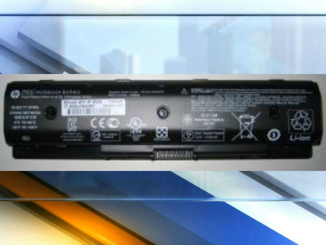 Recall Order Issued For Over 100000 HP Laptop Batteries