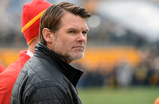 Meet the Colts new GM: Chris Ballard