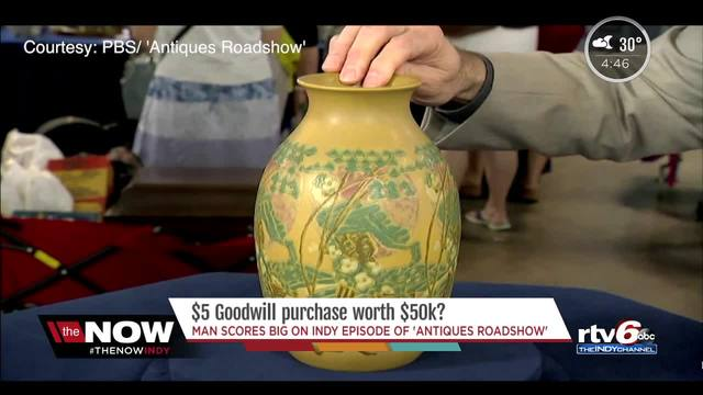 Man's $5 Goodwill find could net him $50k, but what are your