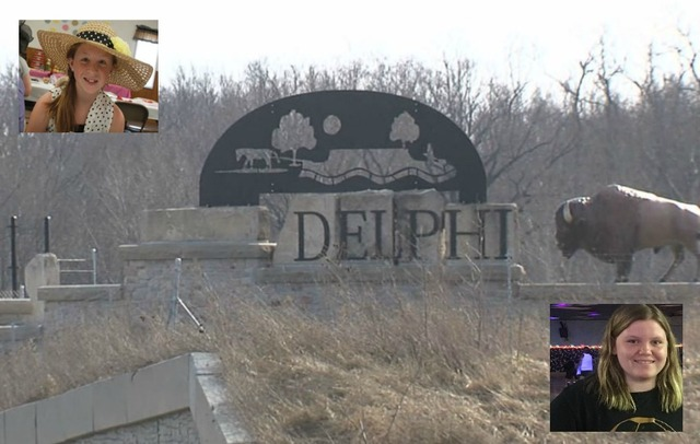 delphi girls The authorities said the sketch brought momentum to the murder mystery, which has roiled delphi, a city of around 3,000 residents about 60 miles north of indianapolis.